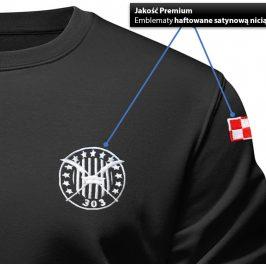 Bluza Patriotyczna Dywizjon 303 z Haftem