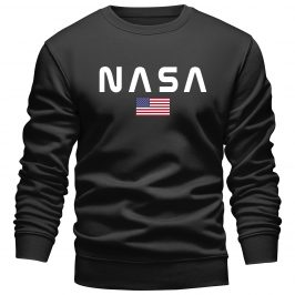 Bluza NASA męska bez kaptura