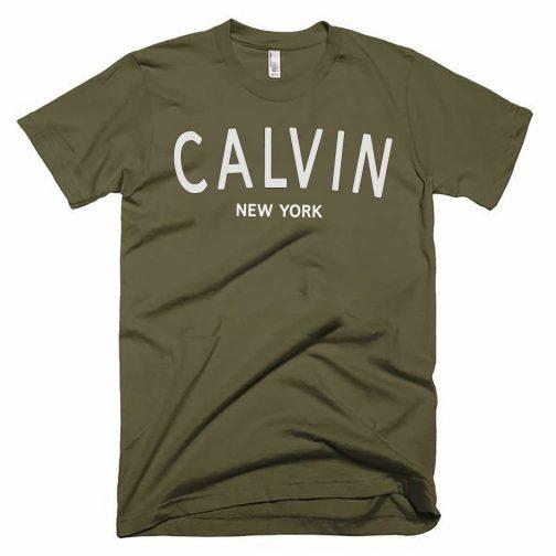 t-shirt koszulka męska calvin new york jak klein