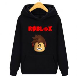 Roblox 3D Bluza z kapturem kangurka dla dziecka