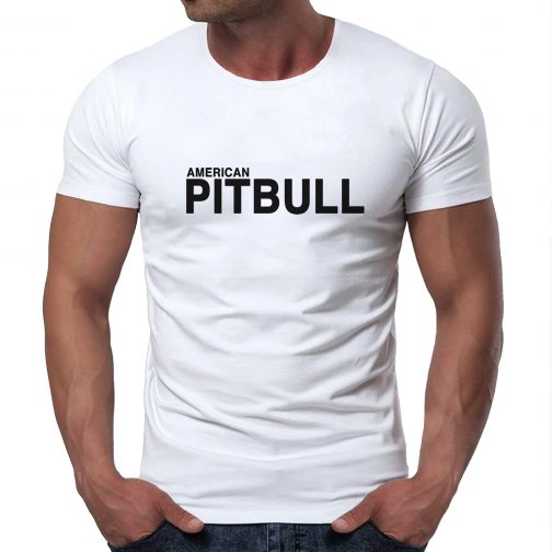Koszulka Pitbull męska - t-shirt