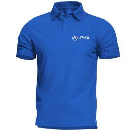 ALPHA – męska koszula polo – polówka