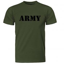 Army – męska koszulka militarna – wojskowa