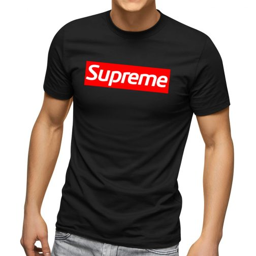 SUPREME - T-shirt Koszulka męska