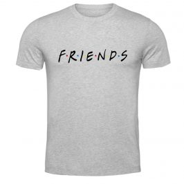 Friends – męska koszulka – t-shirt przyjaciele