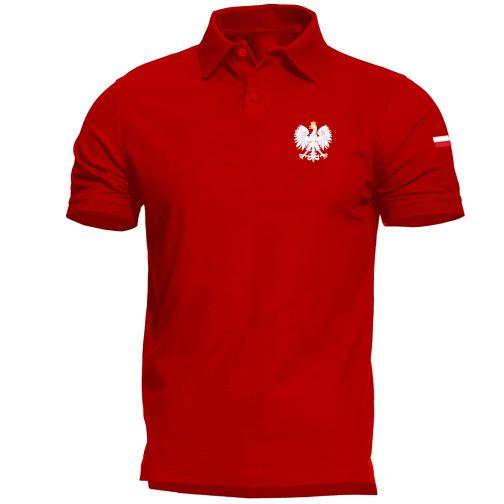 Koszulka polo patriotyczna - Orzeł Polski