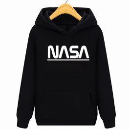 Bluza NASA męska z kapturem – kangurka Wys. Jakość