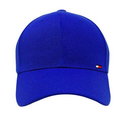 czapka z daszkiem bejsbolówka tommy niebieska