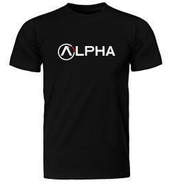 Alpha – męska markowa koszula t-shirt