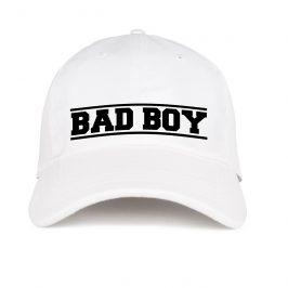Czapka z daszkiem Bad Boy – zły, niegrzeczny chłopiec – bejsbolówka męska