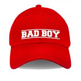 Czapka z daszkiem Bad Boy – zły, niegrzeczny chłopiec – męska i dla chłopca