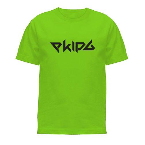 Koszulka zielona t-shirt Ekipa dla dziecka