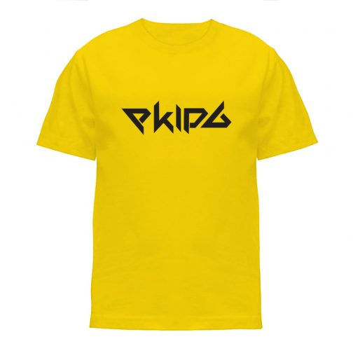 Koszulka żółta zielona t-shirt Ekipa dla dziecka