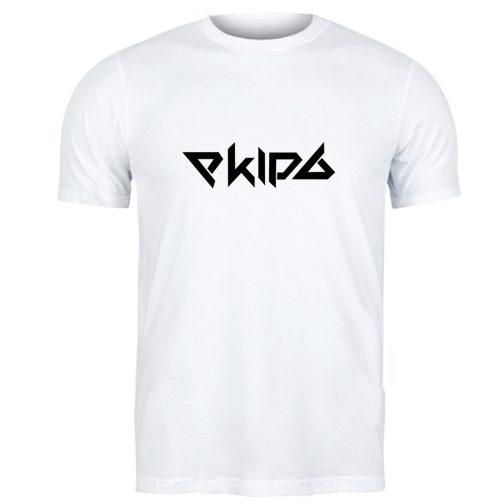koszulka ekipa t-shirt męska młodzieżowa biała
