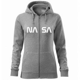 NASA – bluza damska rozpinana na zamek z kapturem