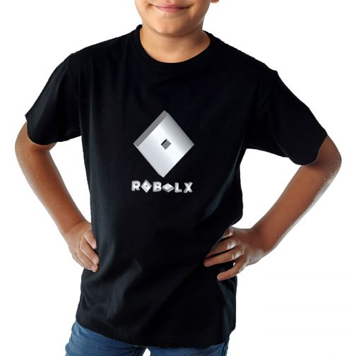koszulk roblox - koszulka dla dziecka czarna