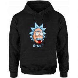 Bluza Rick and Morty – bluza męska z kapturem