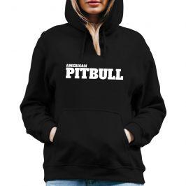 Bluza PITBULL damska – American Pitbull z kapturem HIT