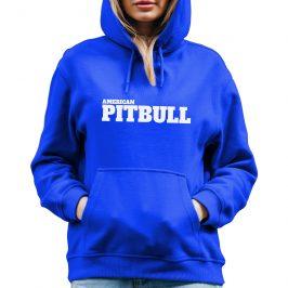 Bluza PITBULL damska – American Pitbull – z kapturem