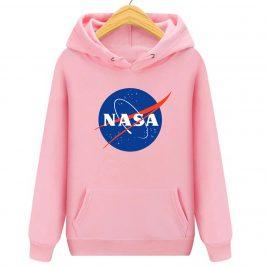 Bluza NASA – bluza damska z kapturem – HIT