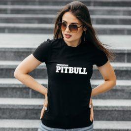 Koszulka damska PITBULL – American Pitbull t-shirt