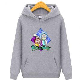 Bluza Rick and Morty dla dzieci – z kapturem – HIT